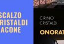 Caffè letterario, con gli autori Cristaldi, Giacone e Scalzo.
