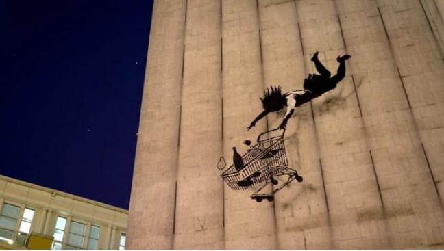 Banksy Confidential Roma | 1-24 marzo 2019