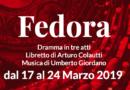 """""""Fedora"""": sul palcoscenico del Teatro Massimo Bellini"""