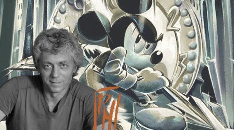 L'universo Disney di Paolo Mottura torna ad Etna Comics