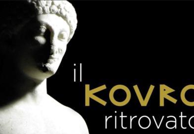 Il kouros ritrovato la preziosa statua greca in marmo finalmente assemblata in mostra a Catania nel Museo Civico di Castello Ursino dall' 8 giugno al 3 novembre 2019