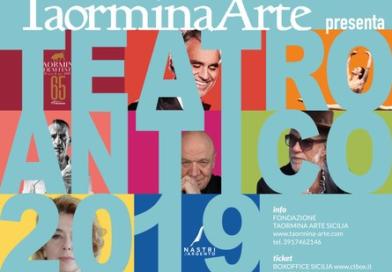 Teatro Antico di Taormina la Fondazione Taormina Arte Sicilia per la programmazione 2019