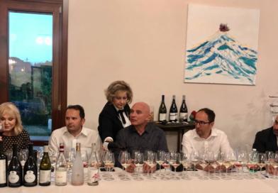 I grandi nomi del vino italiano a Viagrande nella cantina Terra Costantino