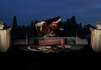 Tosca «in Technicolor» che strizza l'occhio a Caravaggio