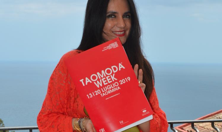 Tao Award all'attrice Serena Autieri, sabato 20 luglio, il Gala al Teatro Antico di Taormina