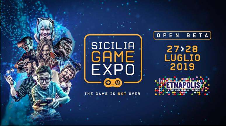 Sicilia Game Expo, 27 e 28 luglio il gioco protagonista al Centro Commerciale Etnapolis
