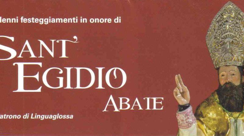 """FESTEGGIAMENTI IN ONORE DI """"SANT'EGIDIO ABATE"""""""