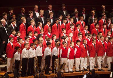 Dagli Stati Uniti a Roma arrivano i 100 piccoli cantori del Philadelphia Boys Choir and Chorale