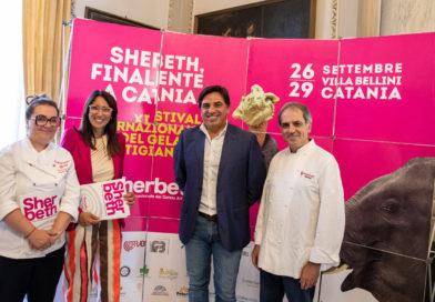 Catania pronta ad accogliere l'undicesima edizione di Sherbeth Festival, la rassegna internazionale del gelato artigianale