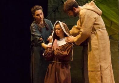 """Il messaggio di """"Francesco, il giullare di Dio"""", atto unico musicatosul testo teatrale di Don Piero Sapienza"""