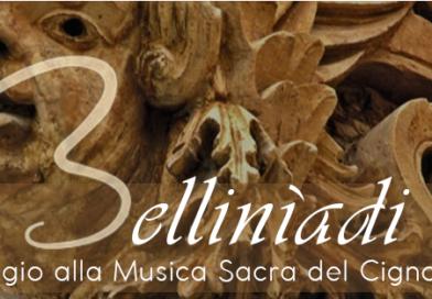 """BELLINIADI: omaggio alla musica sacra del """"Cigno"""" etneo"""