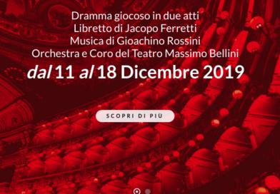 """""""La Cenerentola"""" di Rossini chiude la stagione lirica 2019"""