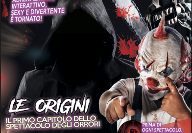 Paranormal circus: il tour 2020 a Catania