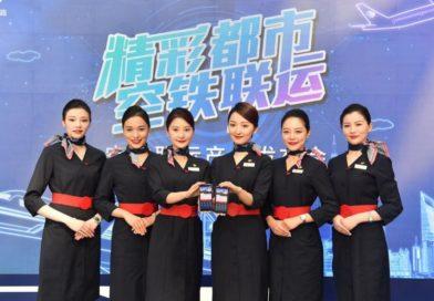 In Cina viaggi combinati aereo-ferroviari