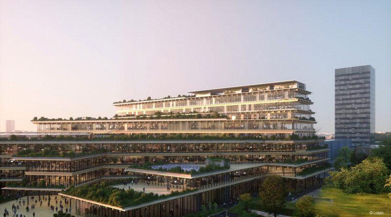 A Milano nasce l'ufficio biofilico del futuro