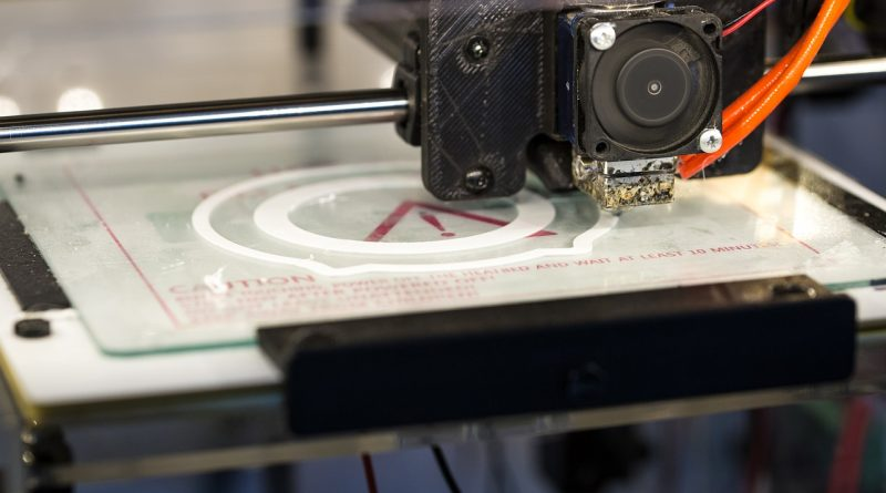 Stampa 3D in SLS supporta ricerca materiali ibridi